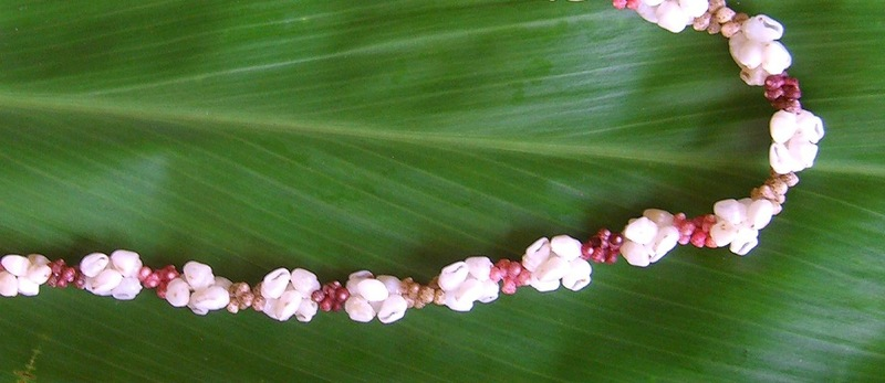 Photo ofCrown Flower Stitch Lei